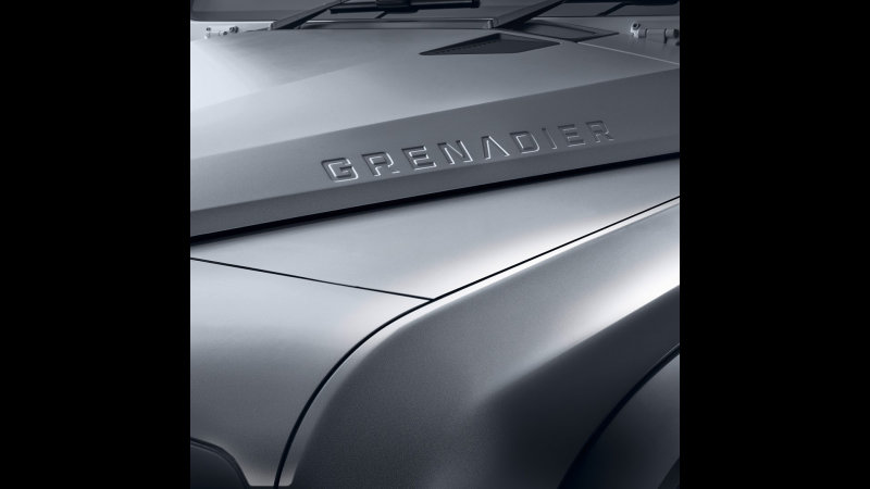 Ineos Projekt Grenadier SUV images teased a day before its debut