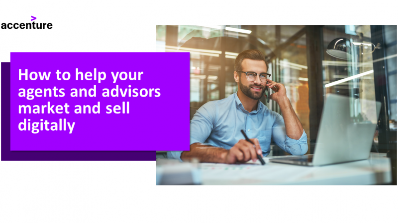 How to help your agents and advisors sell virtually