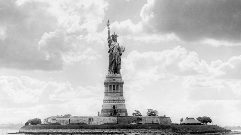 The Statue of Liberty's origin in photos